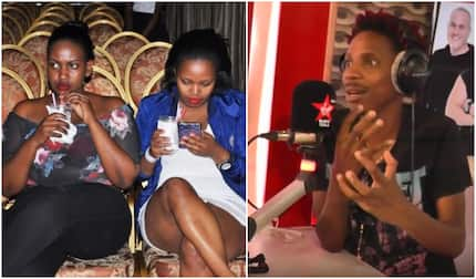 Comedian Eric Omondi says it's hard to win Nairobi ladies without money or success