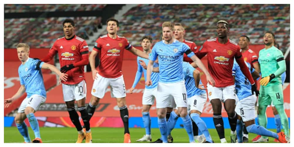 Clinical Manchester City storm to EFL cup final after brushing past Man United 2-0
