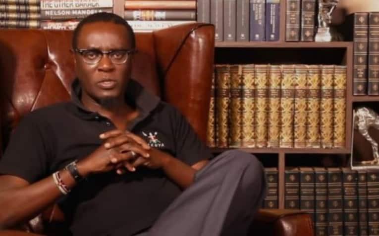 Mutahi Ngunyi says William Ruto cannot buy Mt Kenya support