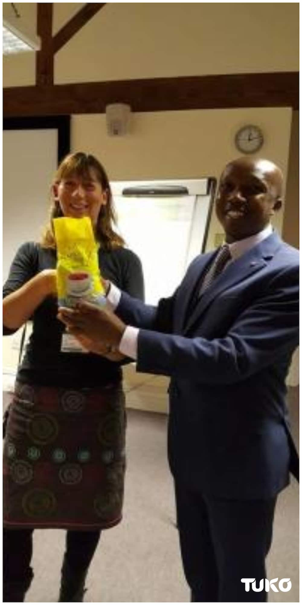 Meet Nakuru lawyer who buys, donates tea worth KSh 20k monthly to promote local brands