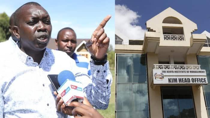 Taasisi ya KIM Yakanusha Madai Oscar Sudi Alikuwa Mwanafunzi Wao