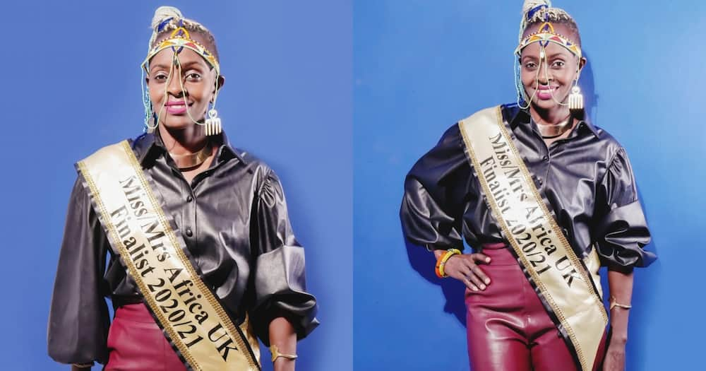 Kenyan Woman Living in Northern Ireland Makes it to Finals of UK Empowerment Pageant