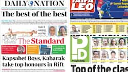 Newspapers Review For May 11: KCSE 2020 Candidates Defy COVID-19 to Record Improved Results