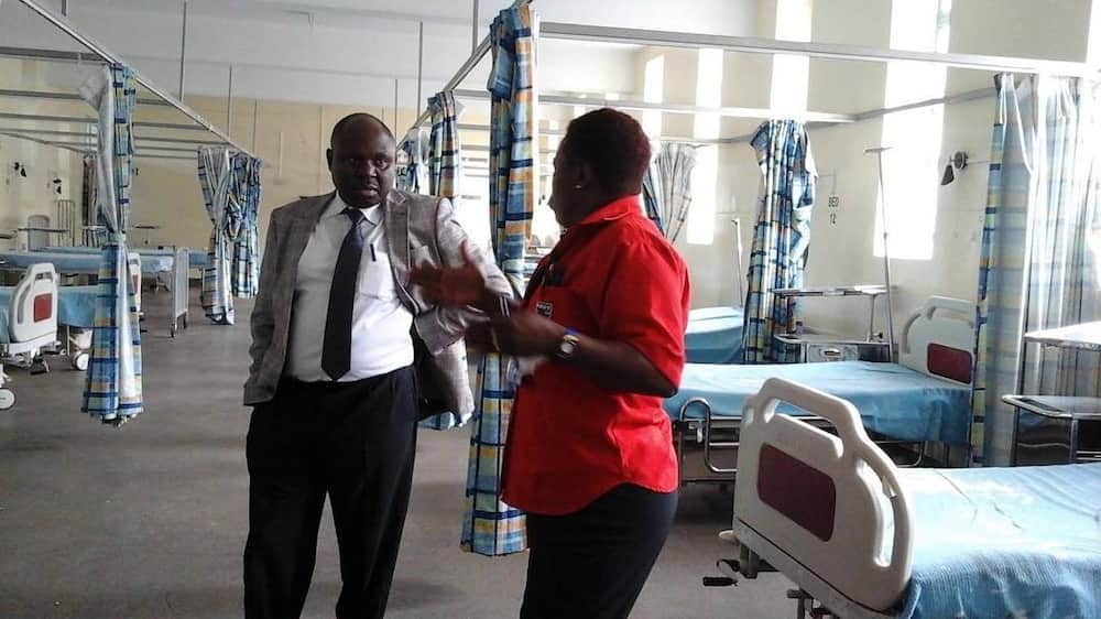 Hospitals in Nakuru county (private and public)