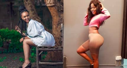 11 hot Kenyan video vixens who have left men high and not so dry