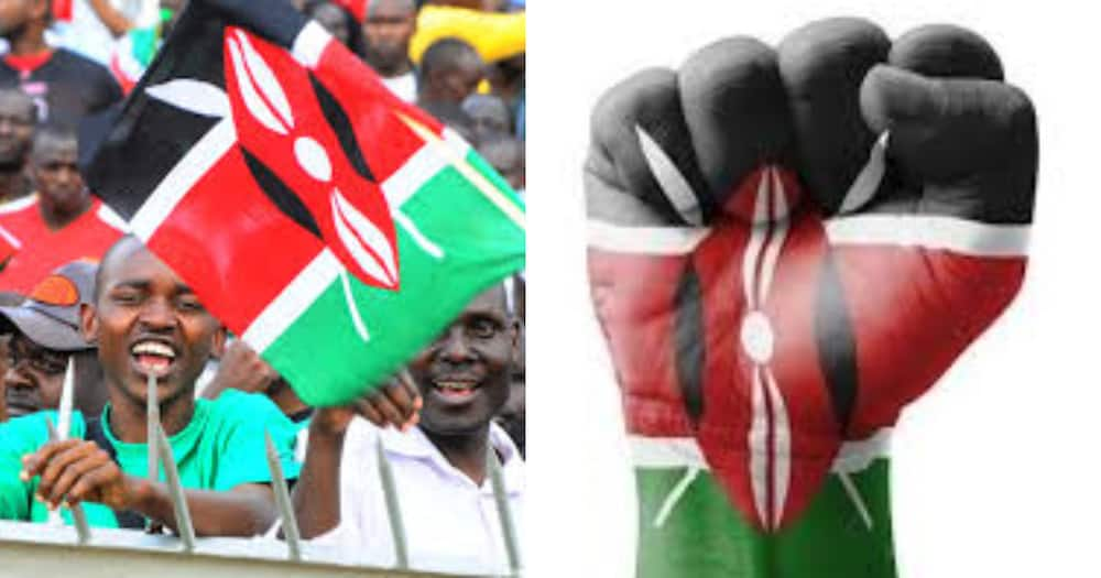 Be strong Kenyans, we are in this together