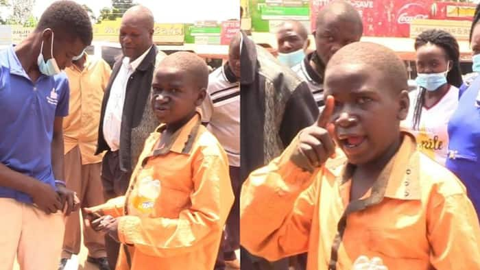 Vihiga: 12-Year-Old Boy Turns to Entertaining Locals to Provide for Father Who Survived a Stroke