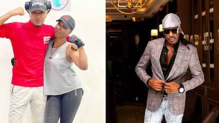 """Wahu Begs DJ MO to Convince Hubby Nameless to Start Working Out: """"He Should Be Fit"""""""