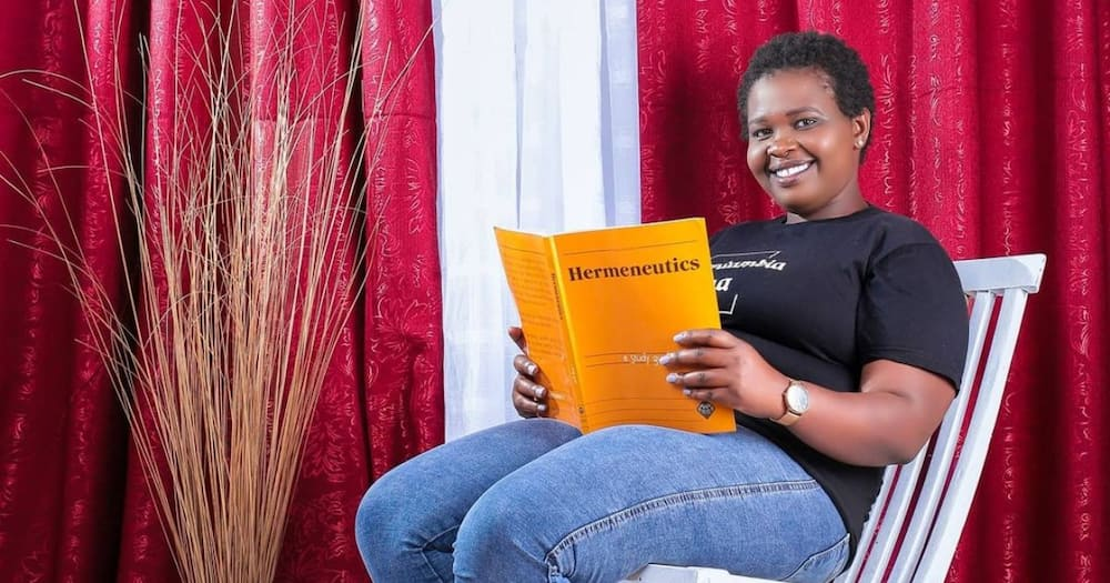 Atheists in Kenya Promise to Pay Comedienne Jemutai's Rent Arrears