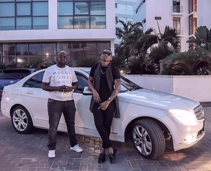 I desperately wanted to buy a Mercedes Benz to boost my ego - singer Otile Brown