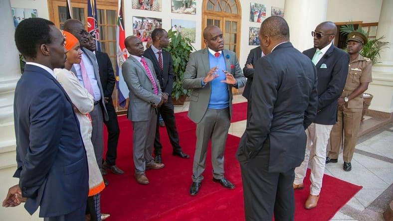 Tulifanya kazi Ikulu mwaka mzima bila kulipwa, Dennis Itumbi asema