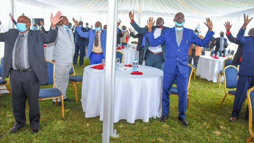 DP Ruto akutana na viongozi wa makanisa, asema vita vya COVID-19 ni jukumu la kila Mkenya