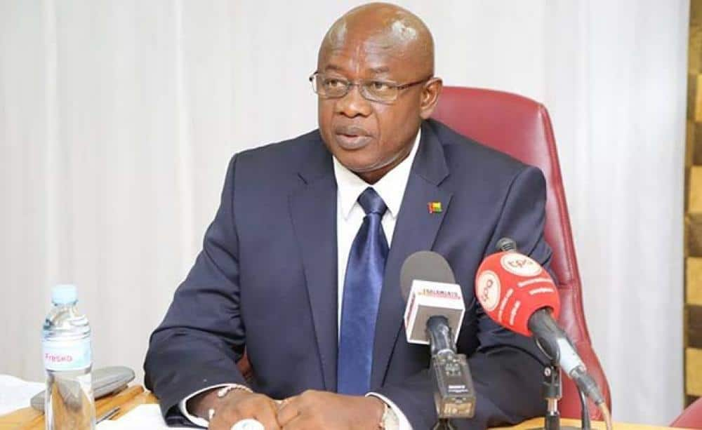 Guinea-Bissau president resigns 2 days into office
