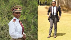 10 Charming Photos of Kenya's Youngest Assistant County Commissioner Rehema Kiteto