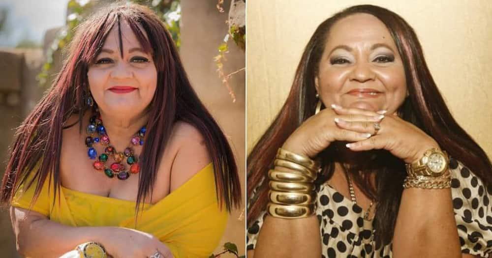 Mzansi reacts to passing of entertainment veteran Shaleen Surtie Richards