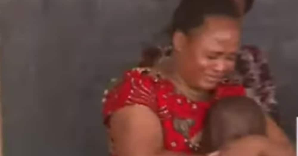 Nairobi Mom Delighted After Finding Son Who Disappeared 2 Years Ago
