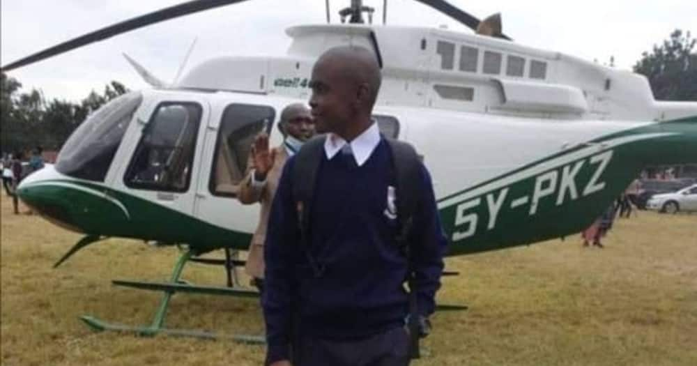 Form One students were admitted to their schools on Monday, August 2.