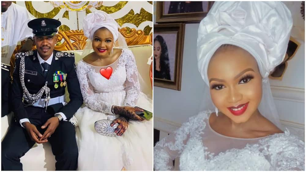 Adorable Photos of Couple who Got Married 8 Months after Meeting each other on Twitter