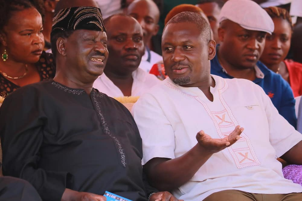 Otiende Amollo Says He's Ready to Serve ODM in Another Capacity after Removal from JLAC