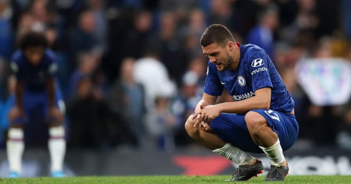 Key Chelsea Star Suffers Injury Ahead of Their Champions League Semi ...