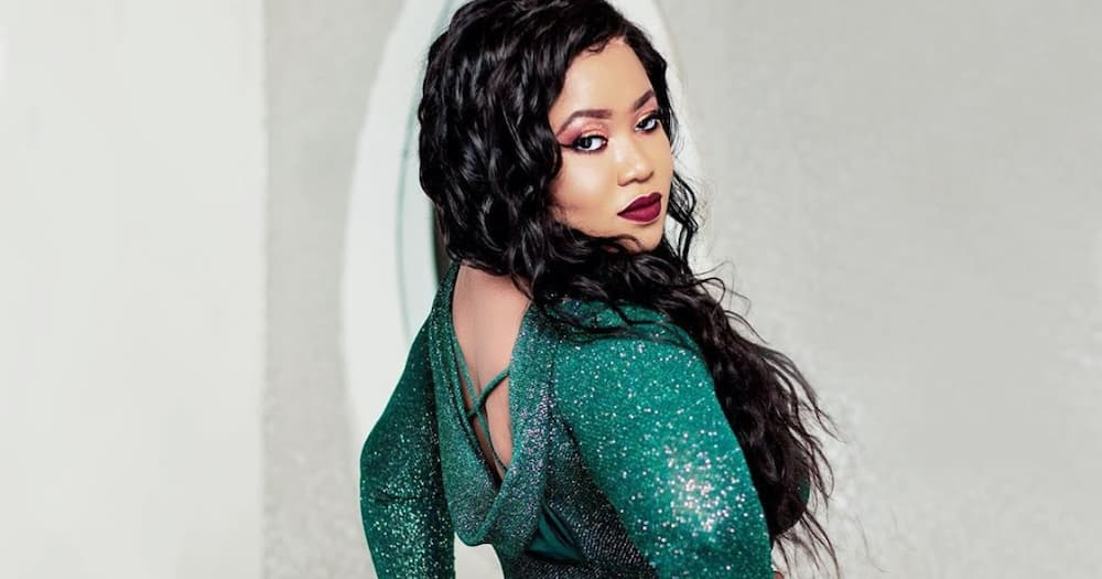 Vera Sidika says she is married to her best friend