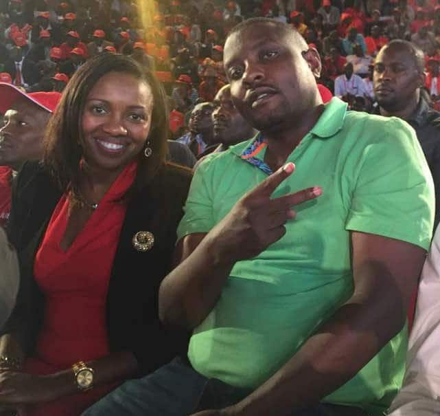 Nakuru senator Susan Kihika's husband arrested over conspiracy to evade KSh 64 million tax
