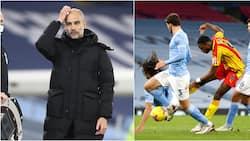 Man City vs West Brom: Ruben Dias ajifunga na kusaidia Baggies kupata pointi muhimu