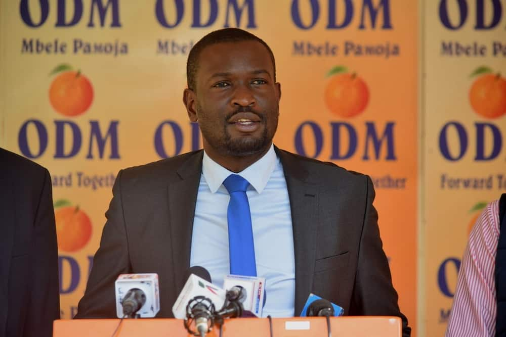 ODM Party Discloses it's Working With Other Parties to Form an Alliance