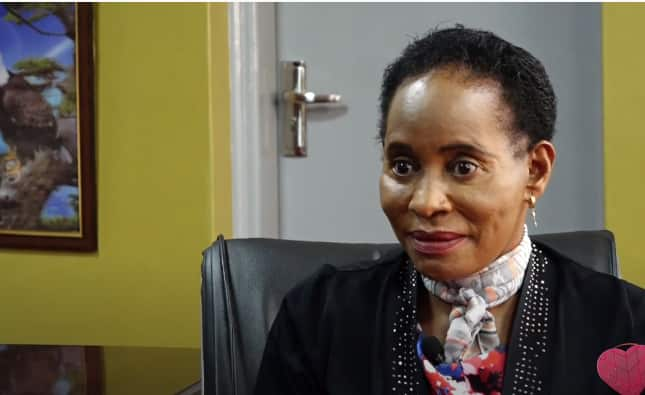 Entrepreneur Liz Wanyoike says her husband of 25 years told court she was just a girlfriend