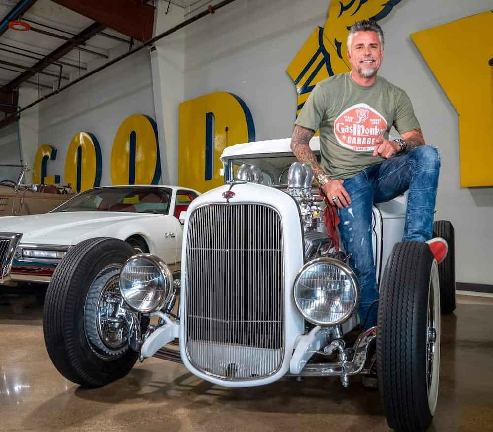 What happened to Gas Monkey Garage