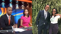 Dynamic duo: Former co-anchors Hussein Mohamed, Janet Mbugua reunite and fans are elated