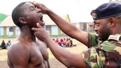 Makurutu 99 wakamatwa Eldoret wakiwa na barua feki za kujiunga na jeshi