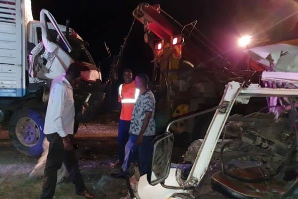 14 confirmed dead in tragic accident along Mombasa-Malindi highway