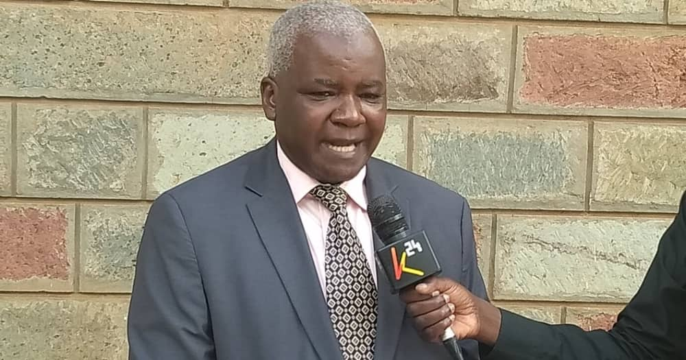 Nimemsamehe Waziri Magoha, Gitonga Mbaka asema