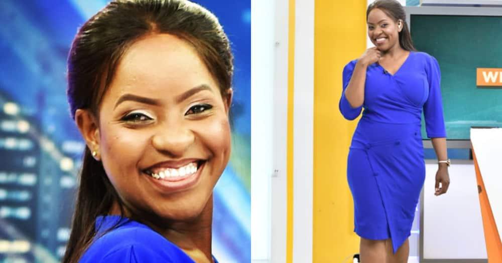 Isabella Kituri gets new job at BBC months after leaving K24