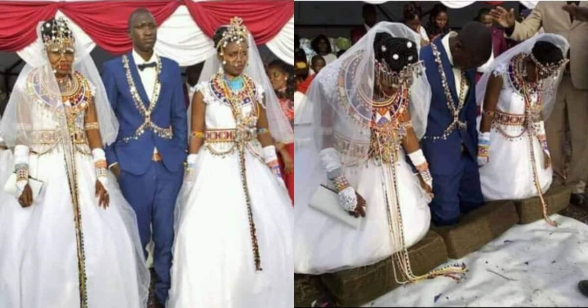 Kajiado man who wedded 2 wives at once rules out honeymoon