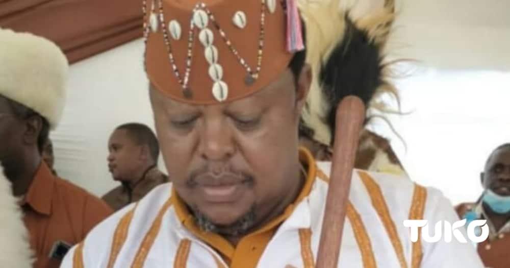 Kinyua Mwangi. Photo: Dan Muhuni/ TUKO.co.ke.