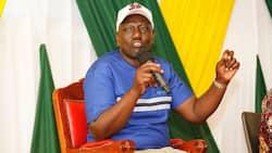 DP William Ruto Ampa Ahadi Uhuru Huku Umati Ukishangilia Kirinyaga