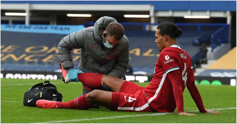 Huge Blow as Liverpool Star Rules Himself out Of Euros with Injury