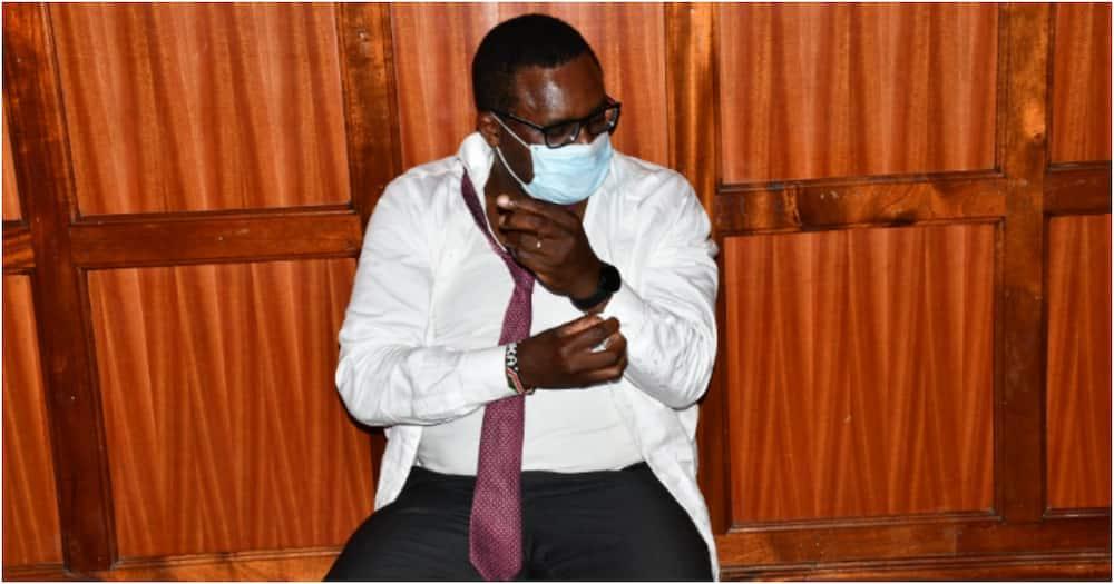 Get COVID-19 Vaccine, or Get Virus and Die, Speaker Ken Lusaka Tells Kenyans