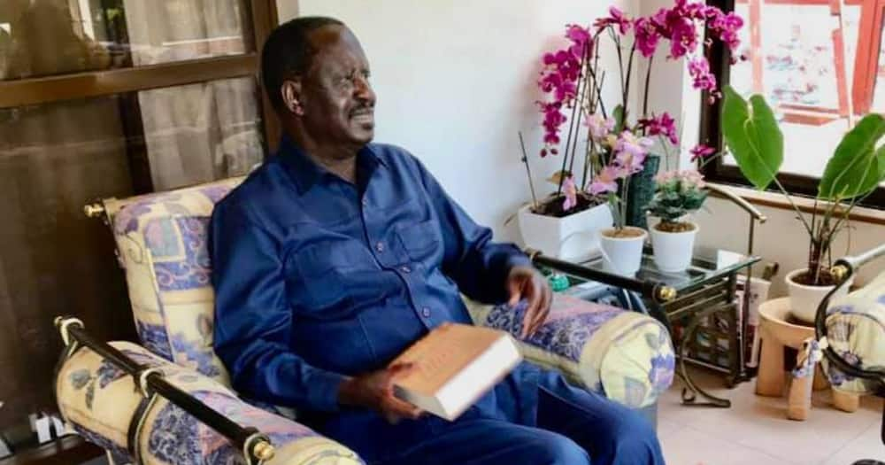 """Soy MP Caleb Kositany Celebrates Raila's Entry Into 2022 Presidential Race: """"This Is Good News"""""""
