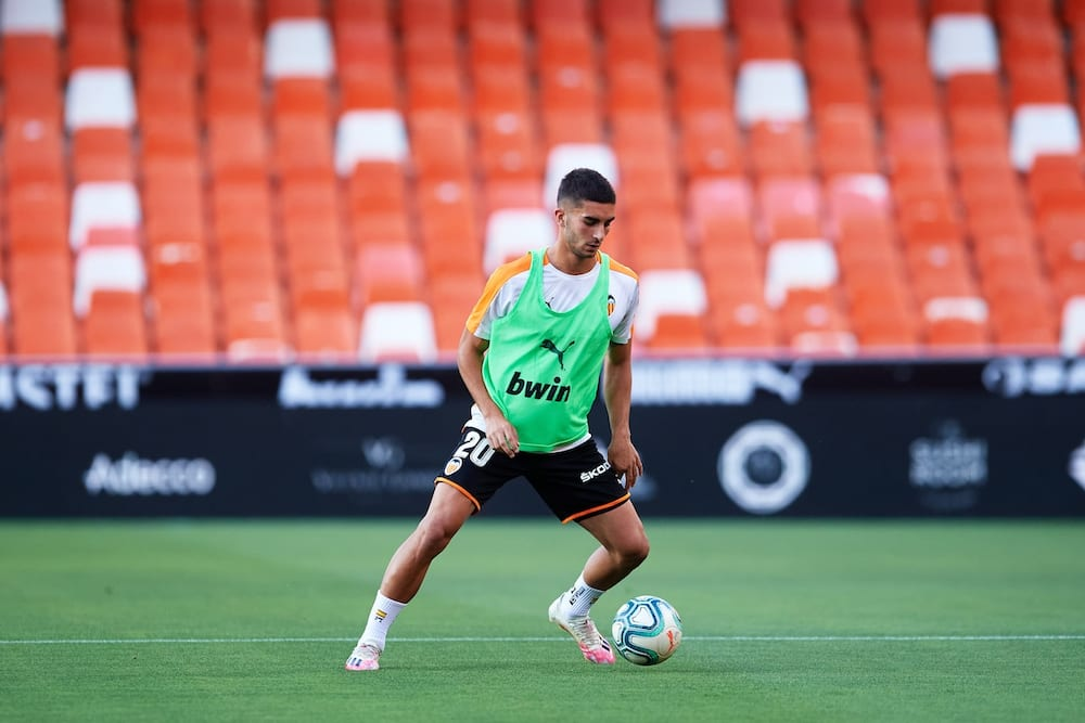 Ferran Torres: Man City reportedly agree deal to sign the Valencia winger