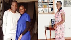 """Esther Musila Cleverly Responds to Fan Who Suggested She Is Pregnant: """"Endelea Kuona"""""""