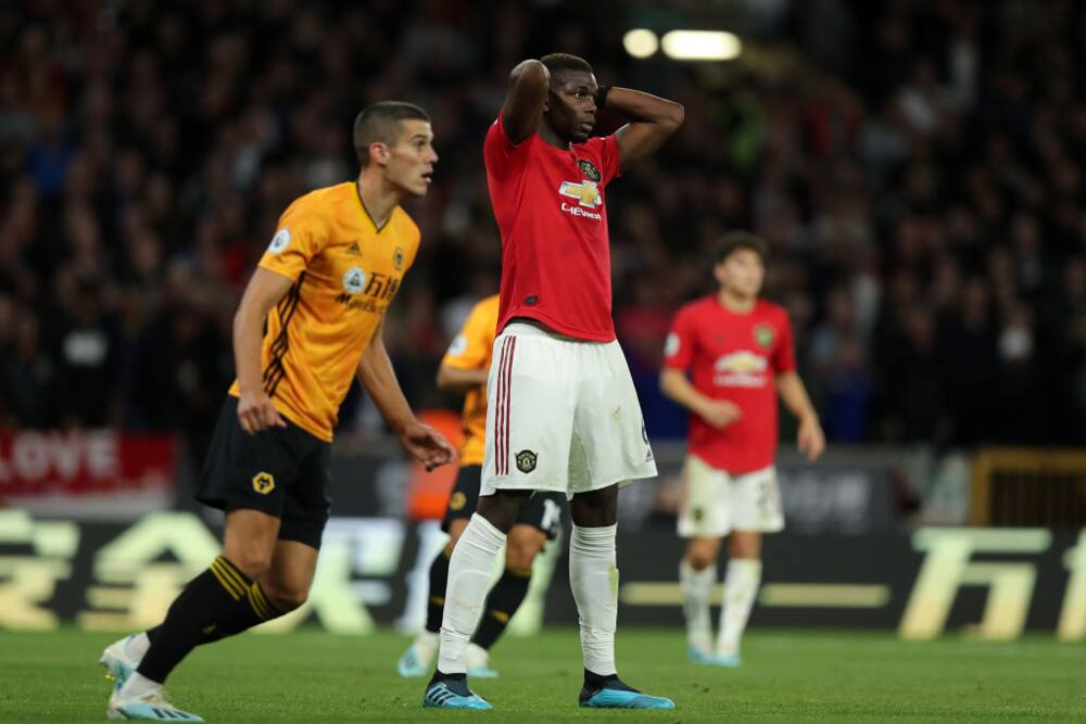 Pogba: What Marcus Rashford told Frenchman before penalty miss in Wolves draw