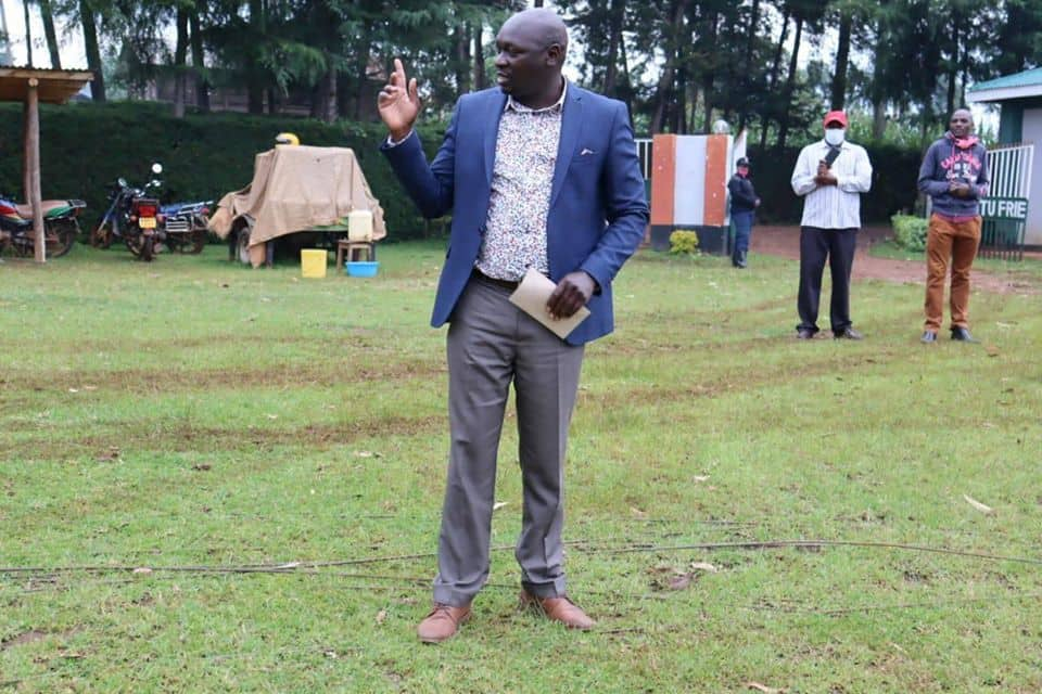 Mashindano ya uchaguzi wa urais 2022 itakuwa kati ya DP Ruto na Raila, Kutuny asema