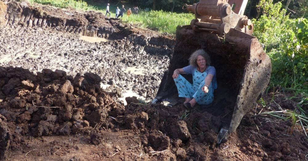 Celebrated Kenyan environmentalist Joanna Stuchburry. Photo: Joanna Stuchburry.