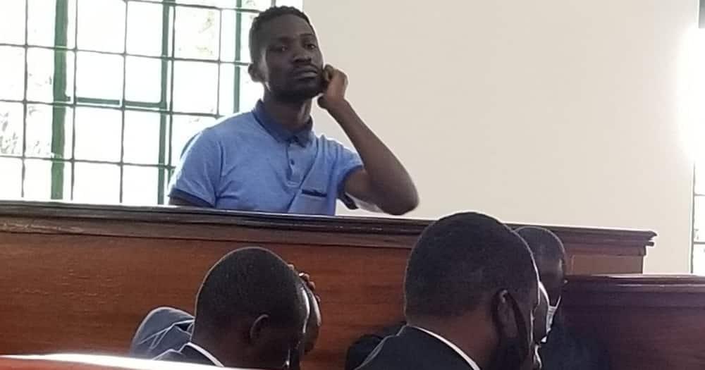 Mbunge Bobi Wine hatimaye yuko huru, acliliwa bila dhamana