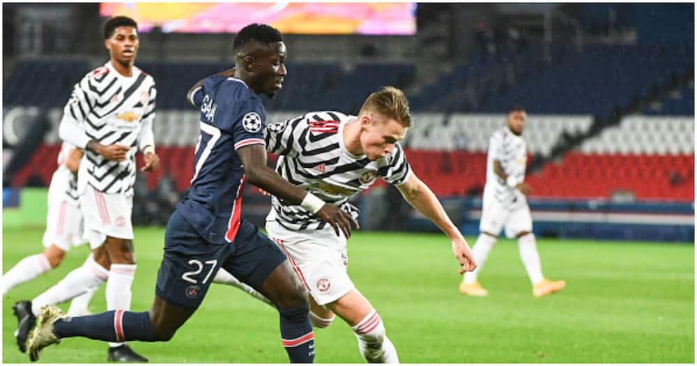 Scott McTominay: Man United midfielder played with one eye during win over PSG
