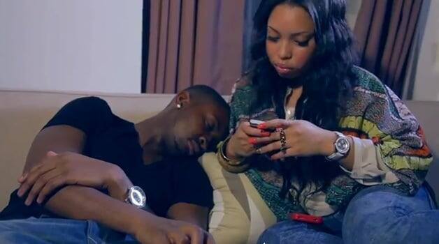 April Fool: Ghanaian lady pranks boyfriend with break-up; boy seriously accepts & leaves her