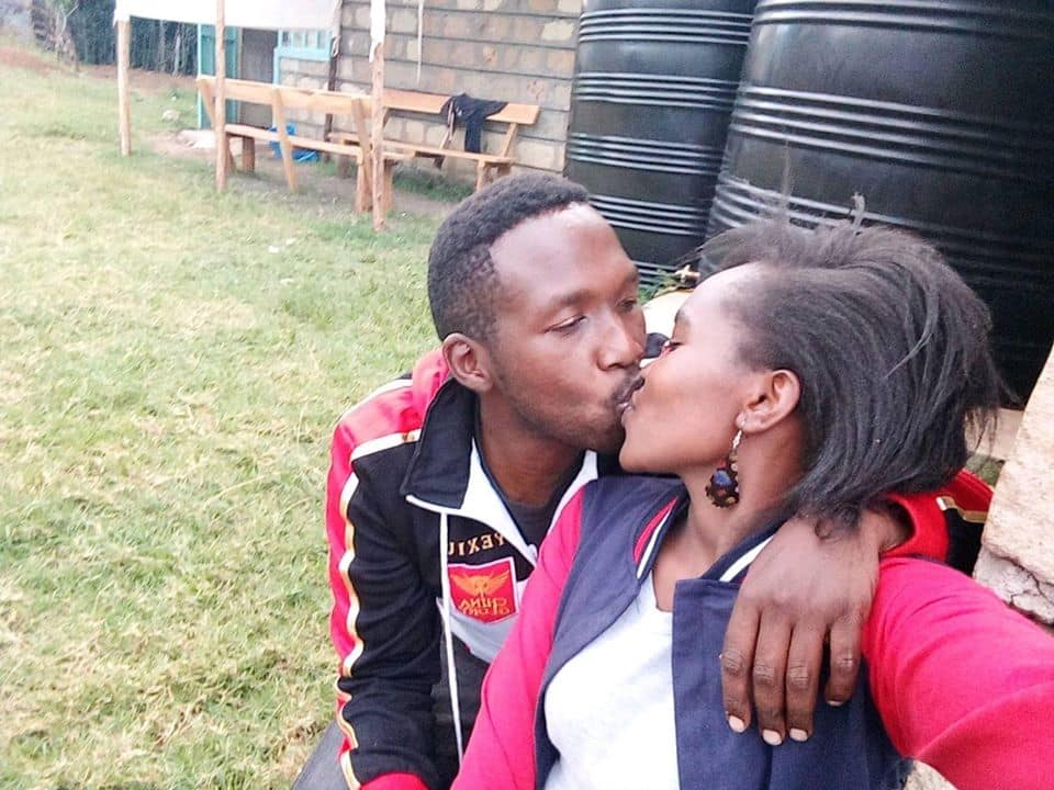 Fast-rising Kalenjin rapper Msupa S unveils hubby in sensual photo